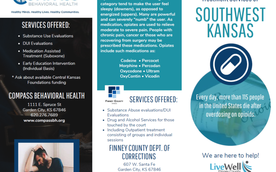Opioid Addiction Treatment Services of Southwest Kansas